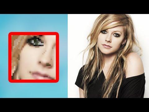 Avril Lavigne: Celebrity Cursors