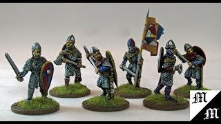Video How to Paint Black Tree Designs 28mm Armoured Normans Pt.2 download MP3, 3GP, MP4, WEBM, AVI, FLV Agustus 2018