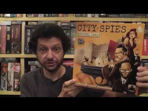 City of Spies (Stronghold Games) Review