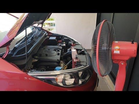 Proton Persona VVT overheated due to air bubble in radiator | EvoMalaysia.com
