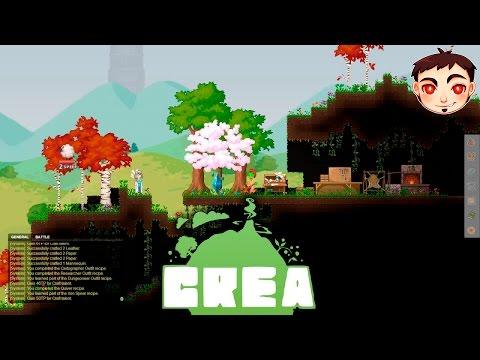 CREA - ¡EXPLORACIÓN, INVESTIGACIÓN Y CRAFTEO!