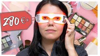 Ich teste 3.258 € teure Beauty Produkte!