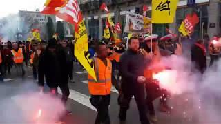 Limoges 22 mars 2018
