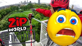 ZIP WORLD LONDON 2017