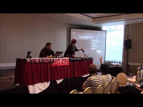 VKEI 101: Visual Shock History Panel @ FanimeCon 2016