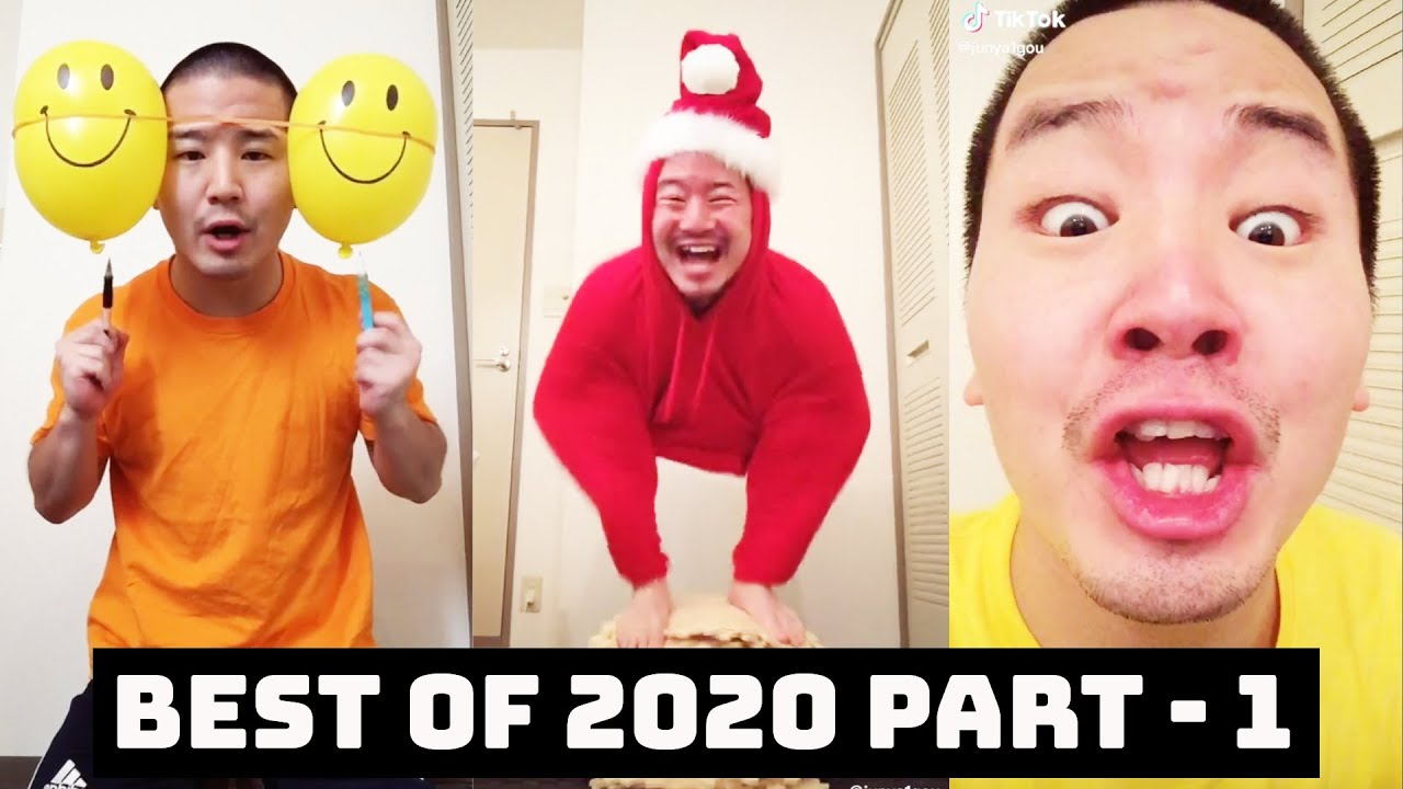 Download 2020 Wrapped Up | Best From Junya 2020 Tiktoks | Junya1gou funny videos |  @Junya.じゅんや | Part-1
