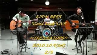 2010.10.9 (sat) 生アコースティックライブ TRICERATOPS.