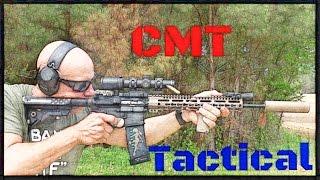 CMT Tactical UHP15A Ambi Billet AR-15 Receiver Set (HD)