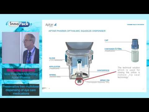 Patient Adherence and Compliance in Eye Care (Aptar Pharma's Presentation at CPhI 2016)