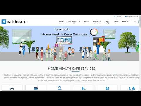 HOME HEALTH CARE SERVICES IN PUNE