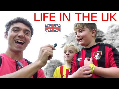 What's Life Like In The UK?