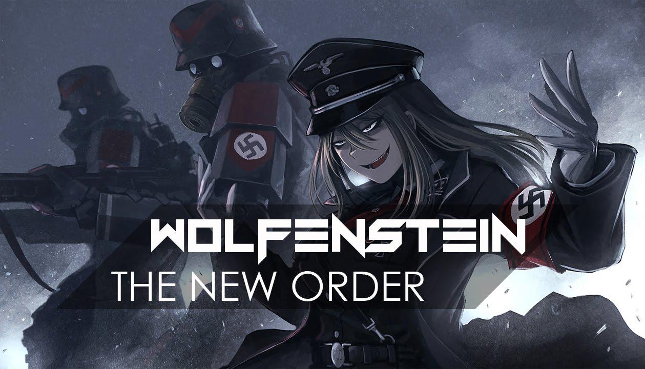 Wolfenstein The New Order Boom Boom Remix Youtube