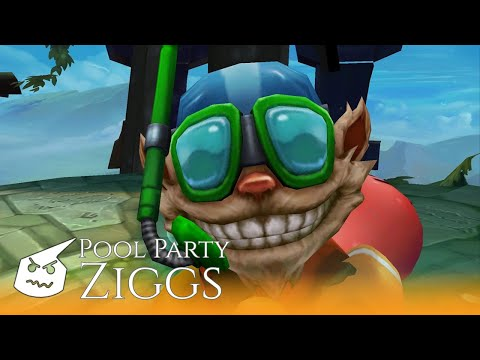 Pool Party Ziggs.face