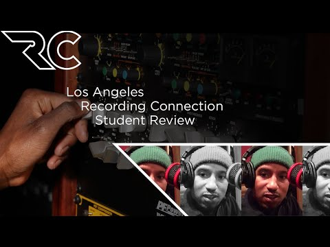 Los Angeles Recording Connection Audio Institute Review