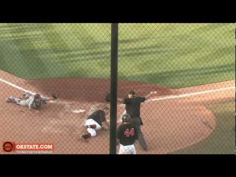 Mark Ginther Inside the Park Home Run