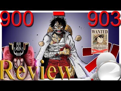 Synthèse Analyse One Piece 900-903 Une victoire a la Pyrrhus