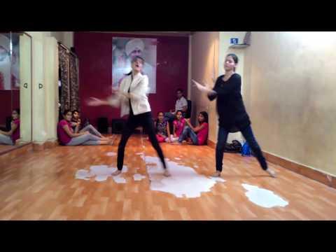 Sun saathiya abcd 2 dance choreography