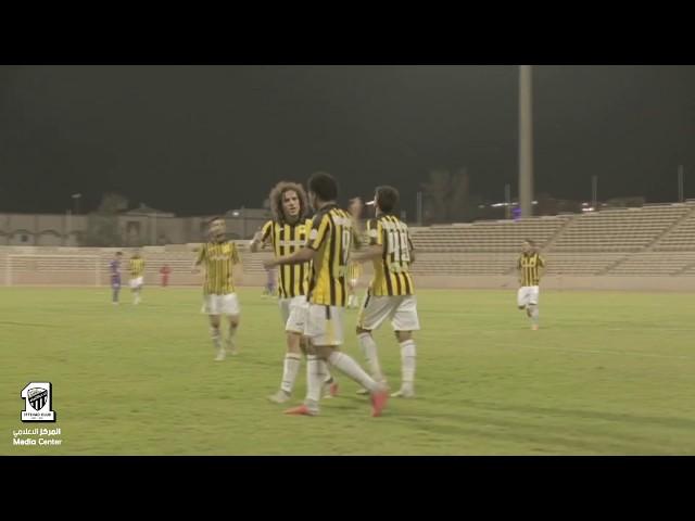ملخّص مباراة الاتحاد الوديّة ضد نادي العين || 13-10-2018