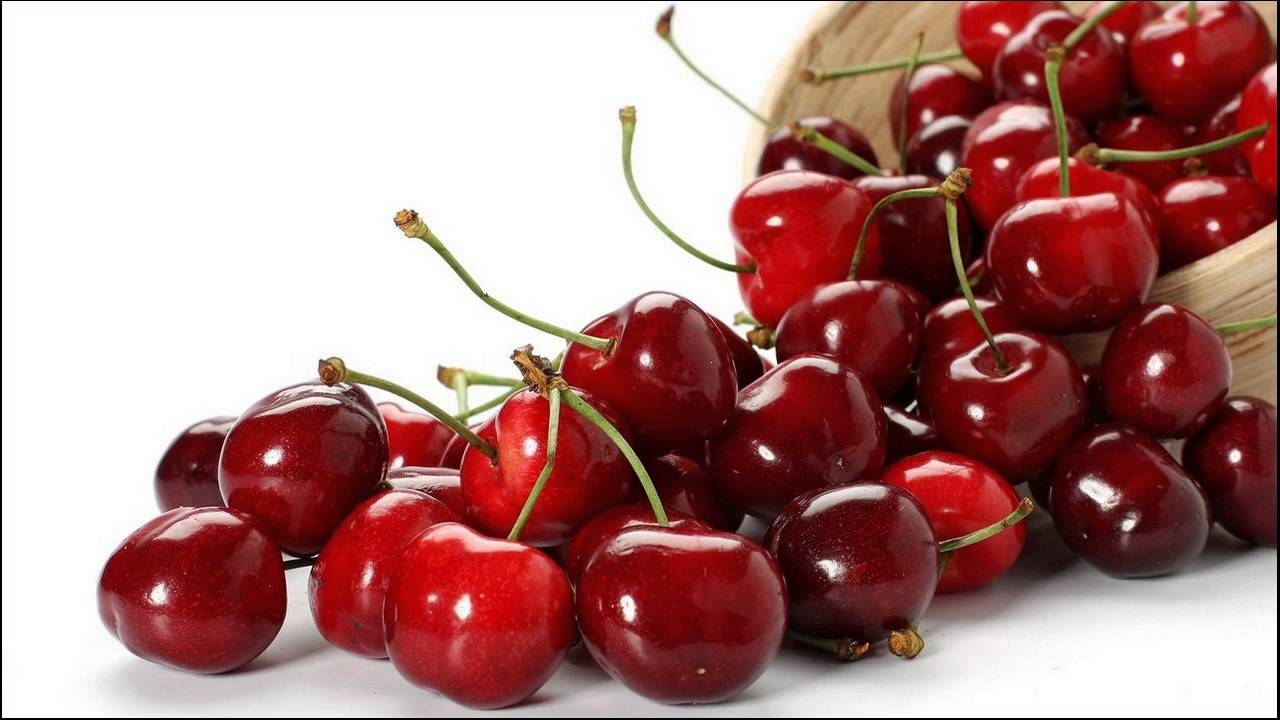 Image result for beautiful  cherry fruits wallpaper 3d photos