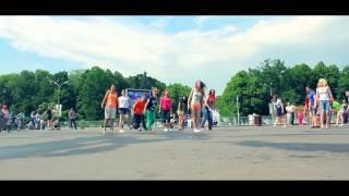 TIME for DANCE - First Flashmob - Танцевальный флешмоб в парке Сокольники