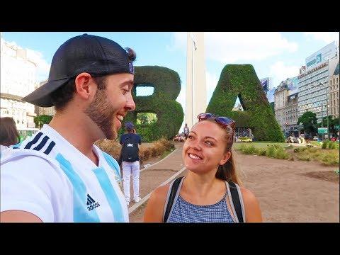 I'M NEVER LEAVING… | MYSTERY FLIGHTS ARGENTINA