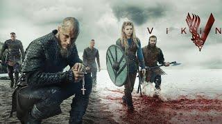 Русский трейлер второй половины 5 сезона сериала Викинги 2018 года