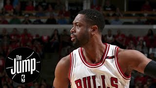 Dwyane Wade's buyout from Bulls 'inevitable' | The Jump | ESPN