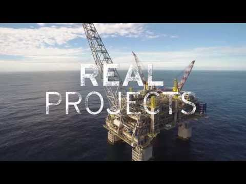 "Real Projects – Just Another Day in the ""Office"" for Our Int"