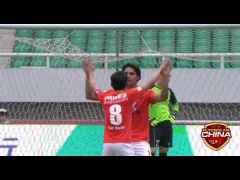 2017-10-15 - Wuhan Zall 3x2 Shanghai Shenxin - China League One