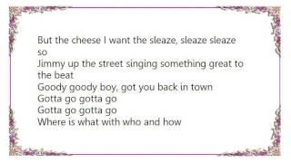 Chicks on Speed - 99 Cents Lyrics