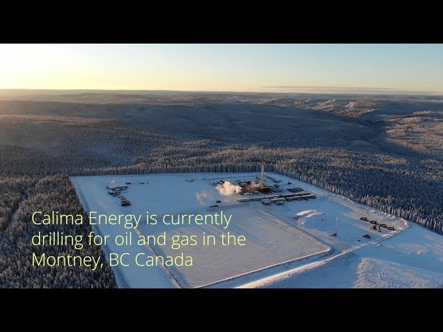 Calima Energy - 2019 Operations Overview