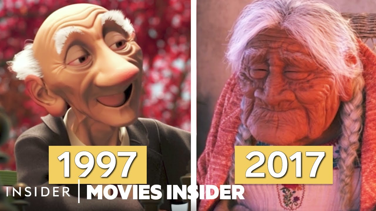 Download How Pixar Animates Human Characters | Movies Insider