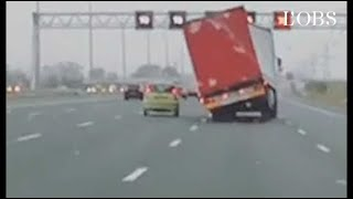 Les images effrayantes de la tempête aux Pays-Bas