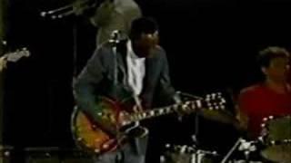 Texas bluesman Zuzu Bollin