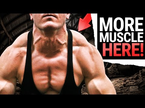 Build BIGGER TRAPS With This Technique! | BEST EXERCISE FOR GROWTH!