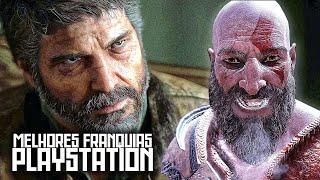Melhores Franquias de PlayStation! #BRKsEDU