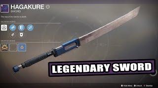 Destiny 2 1 Swords