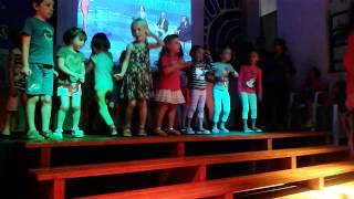 Camping Internazionale Sirolo 2014 Baby Dance