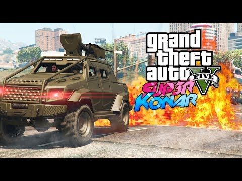 GTA 5 online - Best of funny moments #42 (Brigade Anti-Troll)