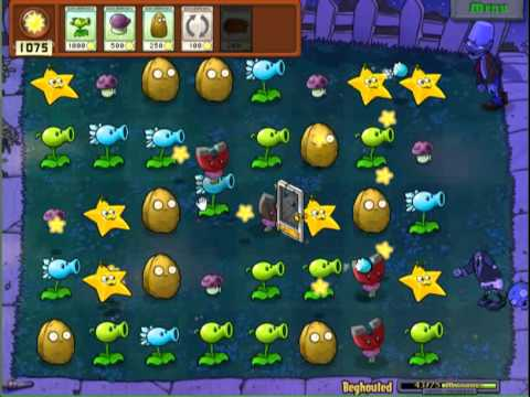Beghouled Plants vs. Zombies Game of the Year Edition |