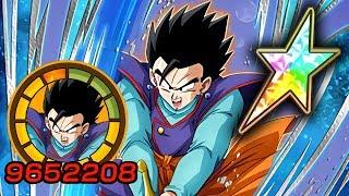100% POTENTIAL SYSTEM TUR PHY GOHAN (TEEN) SHOWCASE! Dragon Ball Z Dokkan Battle