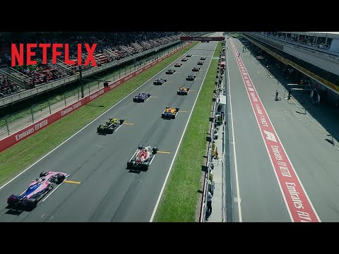 Formula 1: Taistelu Paalupaikasta – Kausi 2 | Virallinen Traileri | Netflix