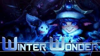 League Of Legends: Winter Wonder Lulu (hq Skin Spotlight)