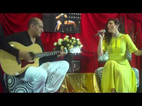 LAMENTO BOLIVIANO ACUSTICO EN VIVO ANA VICTORIA CONFERENCIA DE PRENSA SONY MUSIC