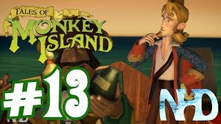 Tales of Monkey Island Chapter 1 - Launch of the Screaming Narwhal (pt13) Escape from Flotsam Island