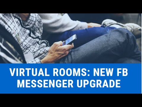 "Did You Know The New Facebook Messenger's ""video Chat Room"" Takes Aim  Zoom's Videoconferencing?"
