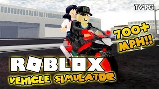 NEW UPDATES! 700+ MPH!! HOW IS THIS EVEN POSSIBLE! :O | Roblox Vehicle Simulator