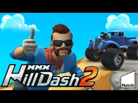 MMX Hill Dash 2 - New GT Version Unlocked