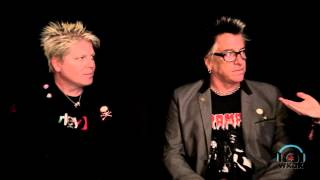 Baixar Dexter and Noodles of The Offspring - Interview with 101WKQX - Riot Fest 2014