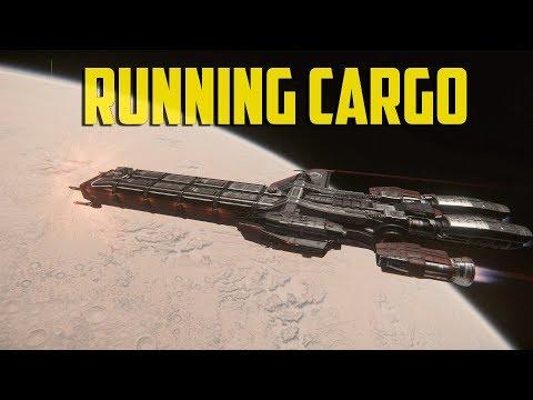 Star Citizen - Running Cargo